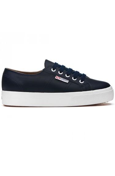 2730 Nappa Leather  Navy Blue