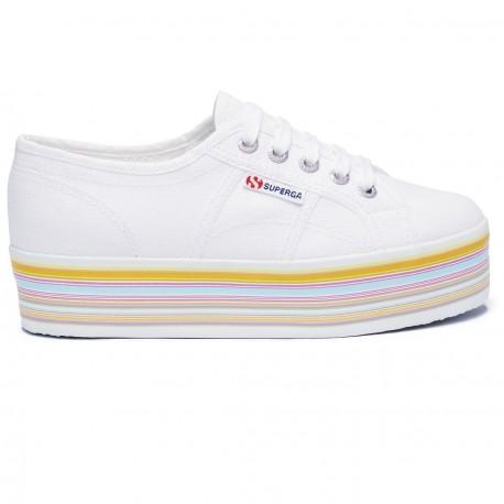 2790 MULTICOLOR COTW  White Multicolor