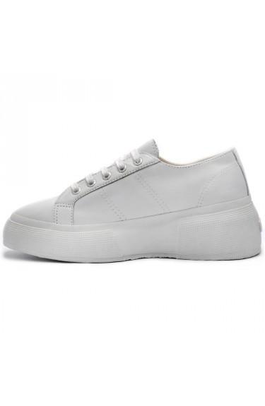 2287 WEDGE Nappa Leather  White