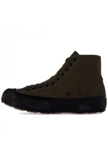 2435 HI TOP  Military Green/Black